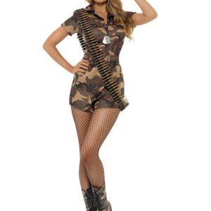 Army Girl Naamiaisasu