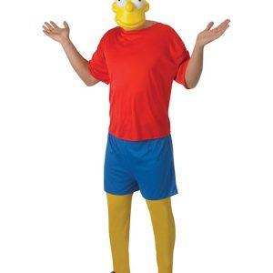 Bart Simpson Naamiaisasu