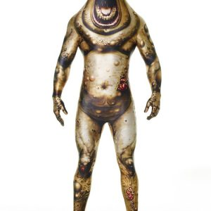 Boil Monster Morphsuit Naamiaisasu
