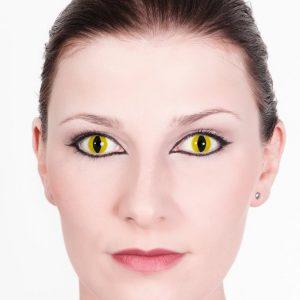 Cat Eye Linssit
