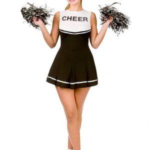 Cheerleader Musta Naamiaisasu