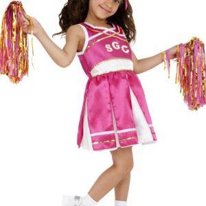 Cheerleader Naamiaisasu Lapset