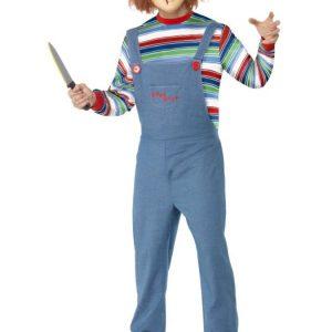 Chucky Naamiaisasu Miehet