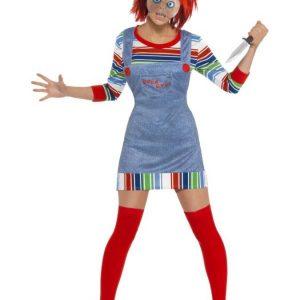 Chucky Naamiaisasu Naiset