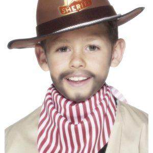 Cowboy Instant Kit Lapset