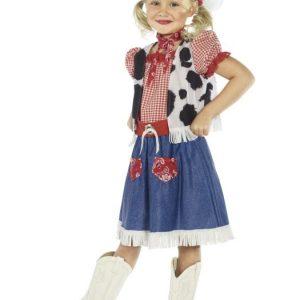Cowgirl Naamiaisasu Lapset
