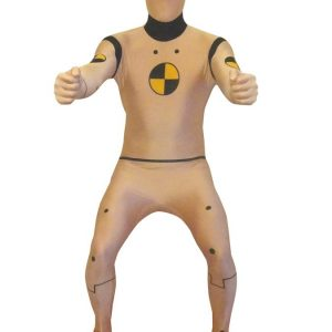 Crash Test Dummy Morphsuit Naamiaisasu
