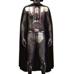 Darth Vader Zapper Morphsuit Naamiaisasu