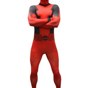 Deadpool Morphsuit Naamiaisasu