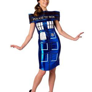 Doctor Who Tardis Naamiaisasu