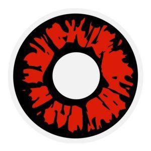 Explosion Red Kertakäyttölinssit