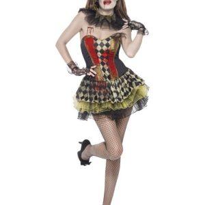 Fever Zombie Clown Naamiaisasu