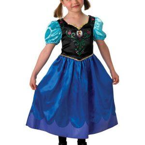Frozen Anna Naamiaisasu Lapset