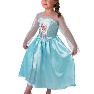 Frozen Elsa Naamiaisasu Lapset