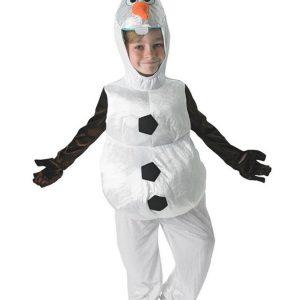Frozen Olaf Naamiaisasu Lapset