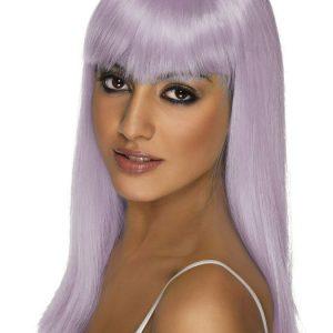 Glamourama Peruukki Violetti