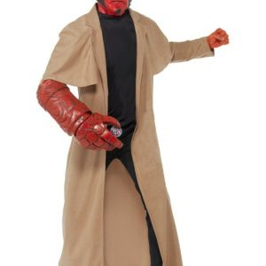 Hellboy Naamiaisasu