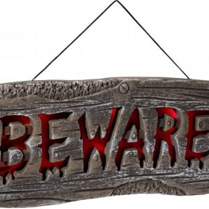 Hohtava Kyltti Beware