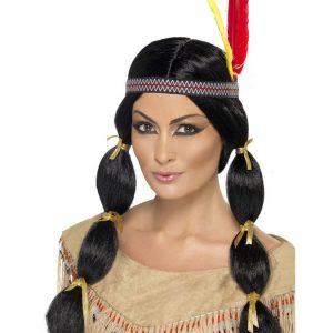Intiaani Peruukki