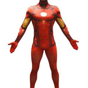 Iron Man Morphsuit Naamiaisasu
