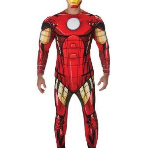 Iron Man Naamiaisasu
