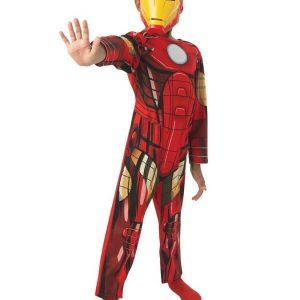 Iron Man Naamiaisasu Lapset