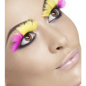 Irtoripset Neon Feathers