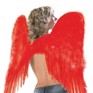 Isot Punaiset Enkelin Siivet