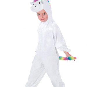 Lasten Haalari Valkoinen Yksisarvinen