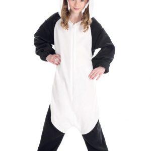 Lasten Kigurumi Panda