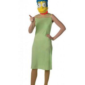 Marge Simpson Naamiaisasu