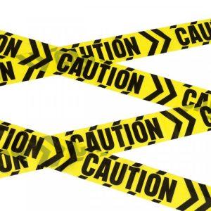 Merkintänauha Caution