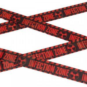 Merkintänauha Zombie Infection Zone