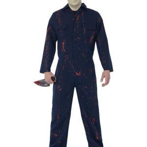 Michael Myers Halloween Naamiaisasu