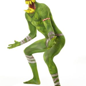 Orc Jaw Dropper Morphsuit Naamiaisasu