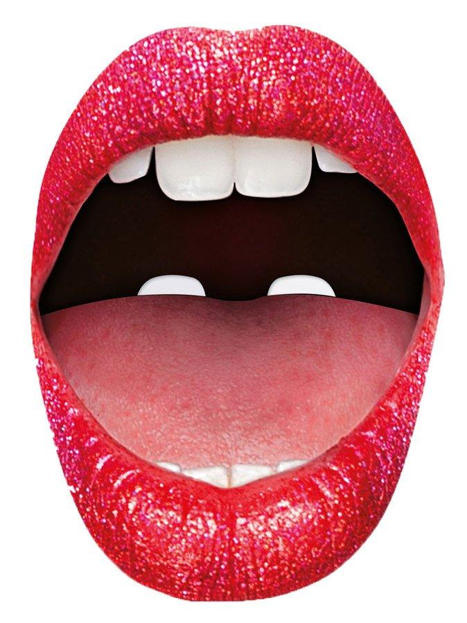 Pahvinaamari Big Mouth
