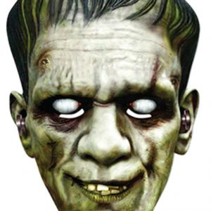 Pahvinaamari Frankenstein Horror