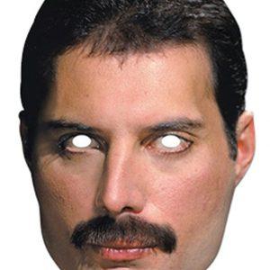 Pahvinaamari Freddie Mercury Queen