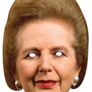 Pahvinaamari Margaret Thatcher