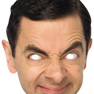 Pahvinaamari Mr. Bean