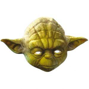 Pahvinaamari Star Wars Yoda