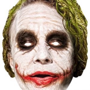 Pahvinaamari The Joker The Dark Knight