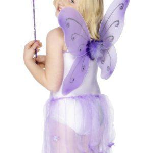 Perhosen Siivet Violetti