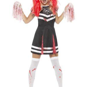 Pirullinen Cheerleader Naamiaisasu