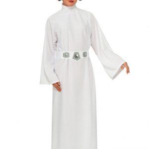 Prinsessa Leia Naamiaisasu One Size