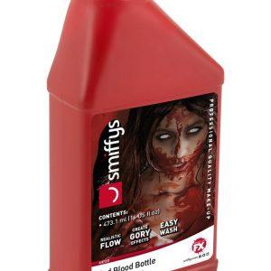 Punainen Veri Pullossa 450 Ml