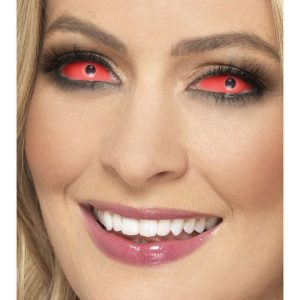 Red Sclera Linssit