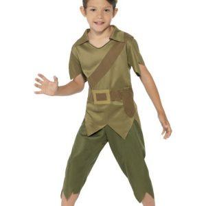 Robin Hood Naamiaisasu Lapset