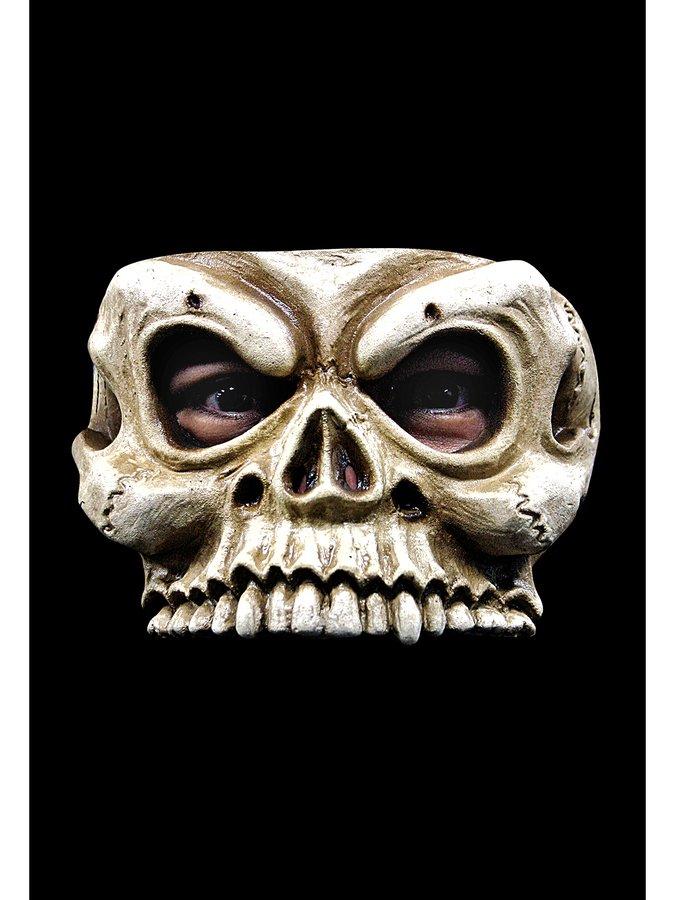 Skeleton Skull Naamari