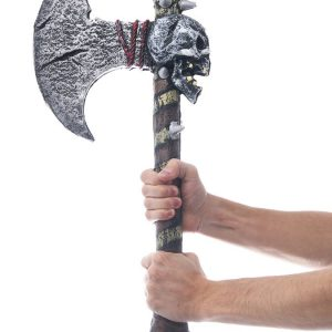 Skull Axe Weapon